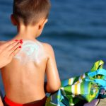 Protecting infants and young children from the sun